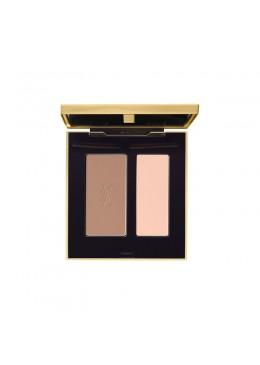YSL Polvos Couture Contouring 1 Golden Contouring