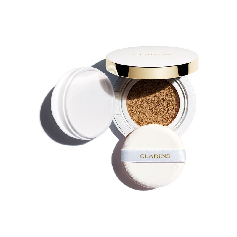 Clarins Everlasting Cushion Base de Maquillaje 107 Beige