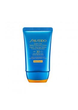 Shiseido Wet Force Loción Protectora Antiedad SPF 30