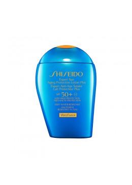 Shiseido Wet Force Loción Protectora Antiedad SPF 50