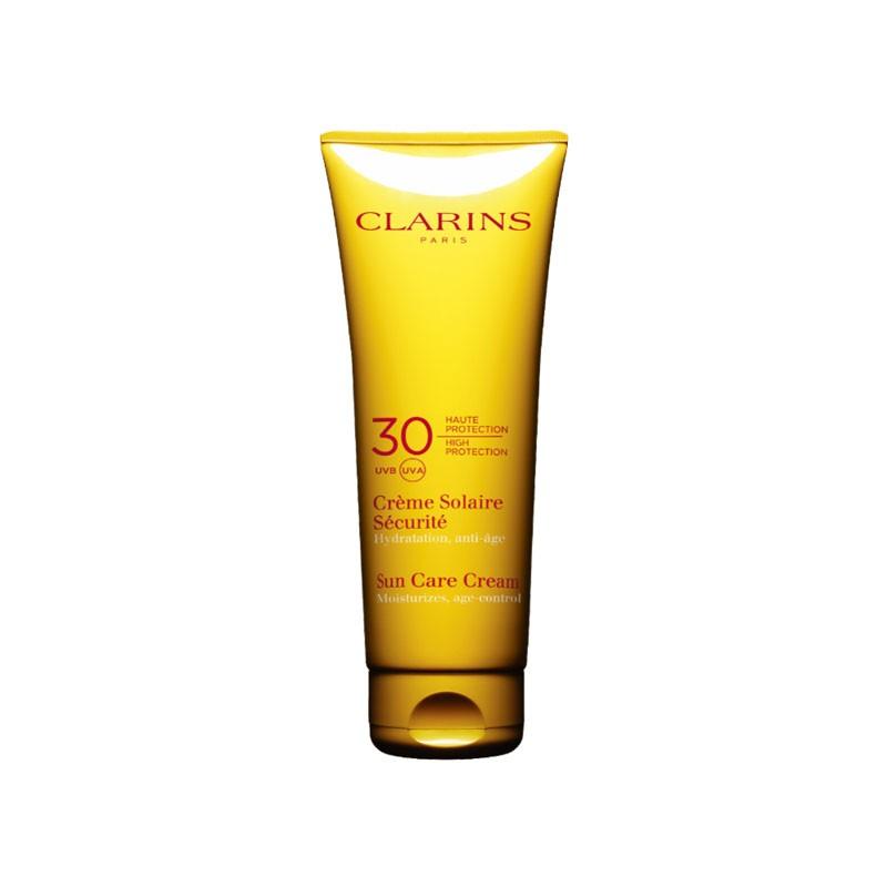 Clarins Crema Solar Hidratante Anti Edad SPF 30