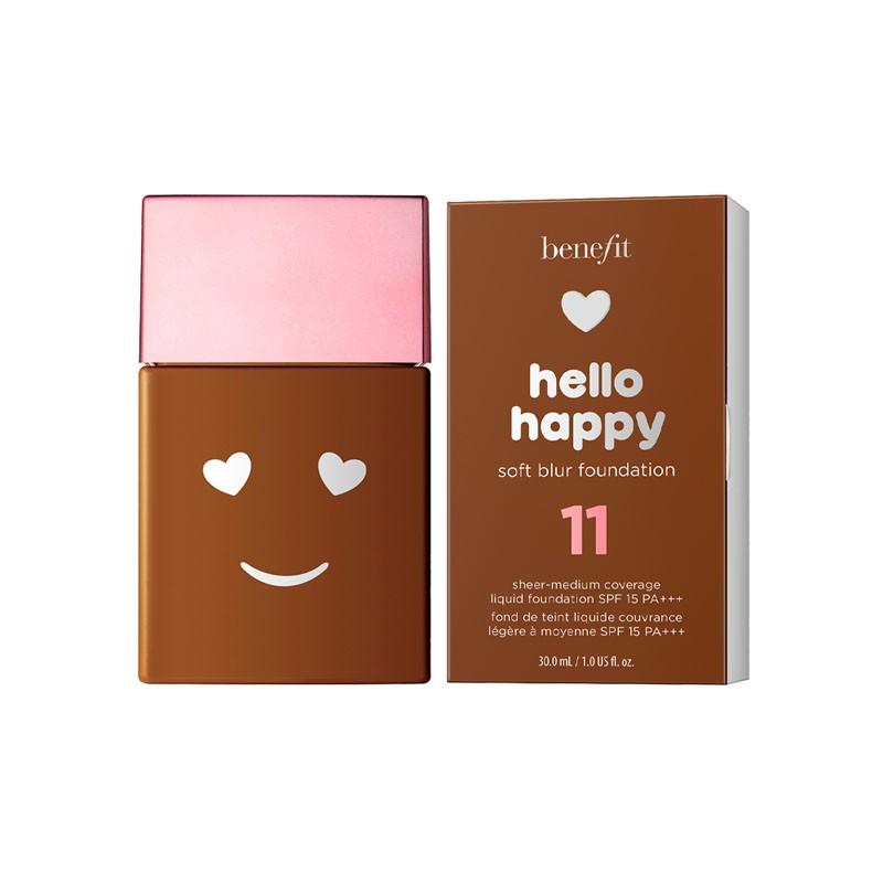 Benefit Hello Happy Base de Maquillaje 11