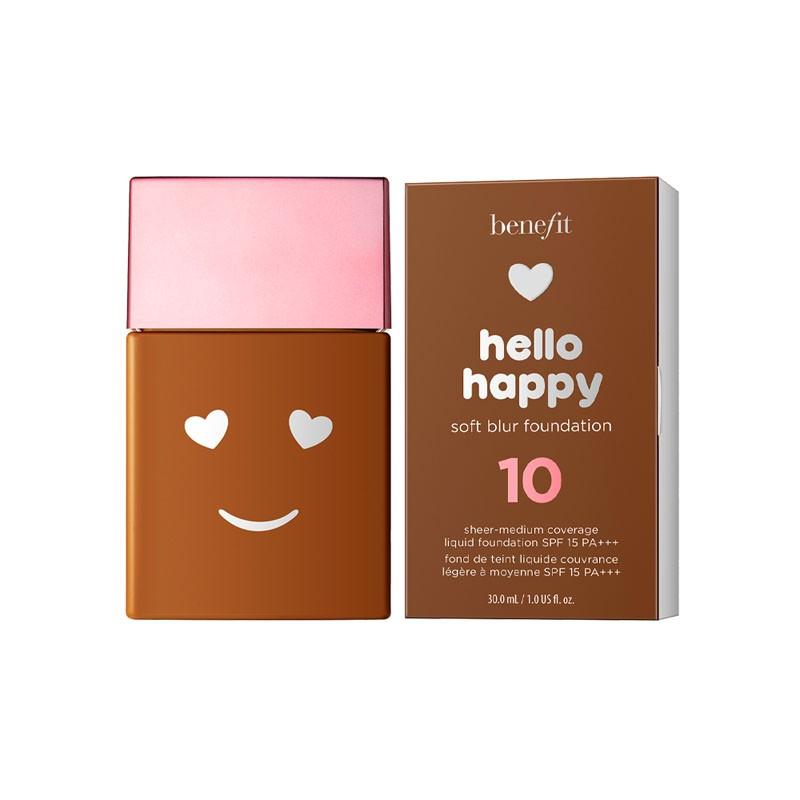 Benefit Hello Happy Base de Maquillaje 10