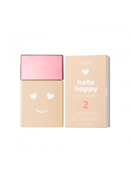 Benefit Hello Happy Base de Maquillaje 02