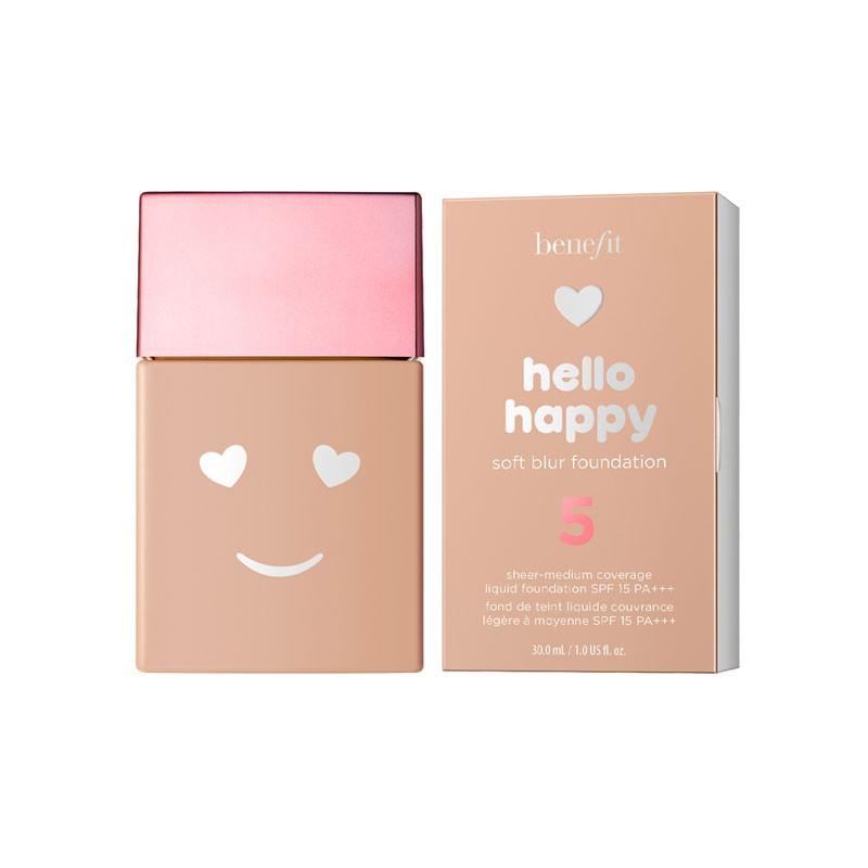 Benefit Hello Happy Base de Maquillaje 05