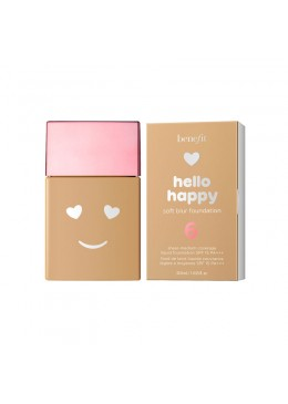 Benefit Hello Happy Base de Maquillaje 06