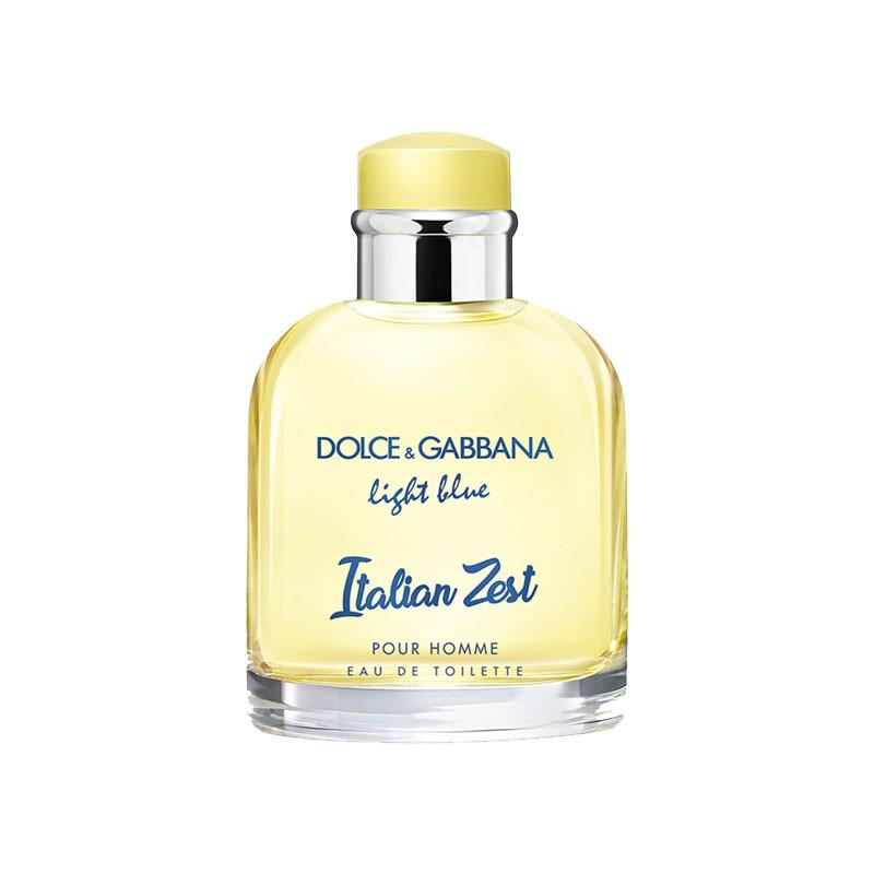 Dolce&Gabbana Light Blue Pour Homme Italian Zest