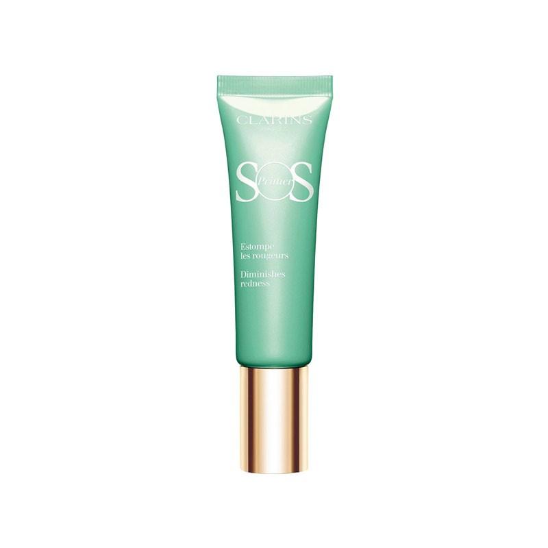 Clarins SOS Base Correctora para Rojeces 04 Green