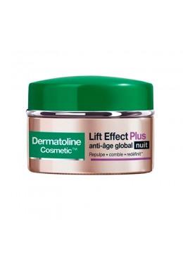 Dermatoline Cosmetic Lift Effect Plus Anti-Edad Global Noche