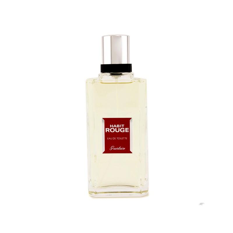 habit rouge guerlain 200ml eau de perfume