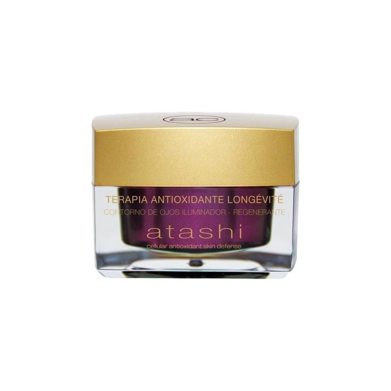 Atashi Terapia Antioxidante Contorno de Ojos