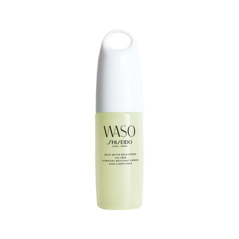 Shiseido Waso Emulsión Hidratante Matificante