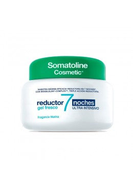 Somatoline Cosmetic Reductor Gel Fresco