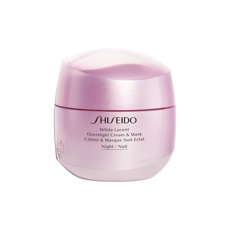 Shiseido Ginza Tokyo Crema de Noche y Mascarilla