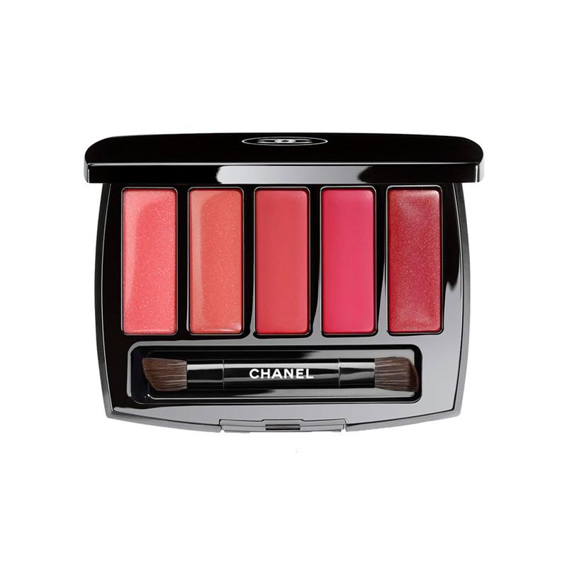 Chanel-Harmonie-Lèvres-Arabesque-Lip-Palette