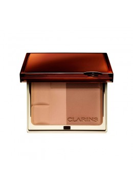 Clarins Bronzing Duo 02 Medium