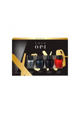 OPI   Love OPI XOXO 4 Mini Esmaltes de Uñas