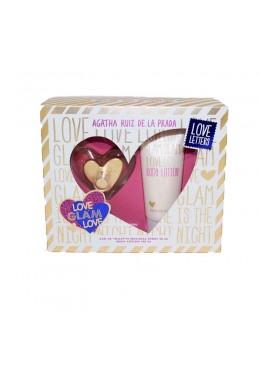 Agatha Ruiz de la Prada Set Colonia y Gel  Ducha Love Glam Love