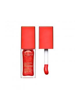 Clarins Aceite de labios brillante - 07 Red Hot