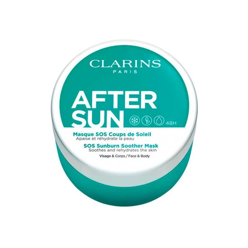 Clarins After Sun Mascarilla para después del sol