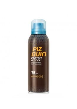 Piz Buin Protege y Refresca SPF 15