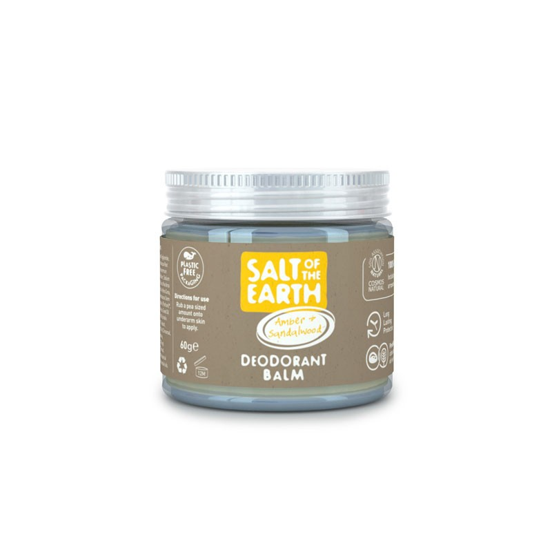 Salt of the Earth Desodorante en Bálsamo 100% Natural 60 gr