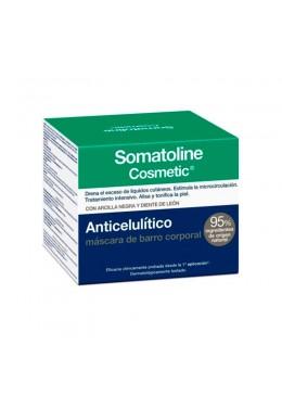 Somatoline cosmetics Anticelulitico Máscara de barro Corporal 500 gr