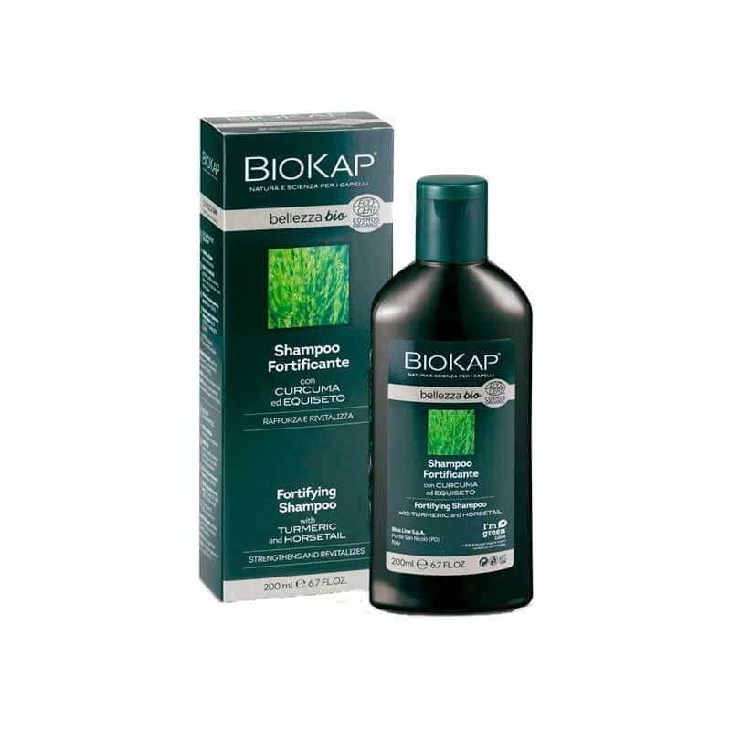 BiokapChampú Fortalecedor