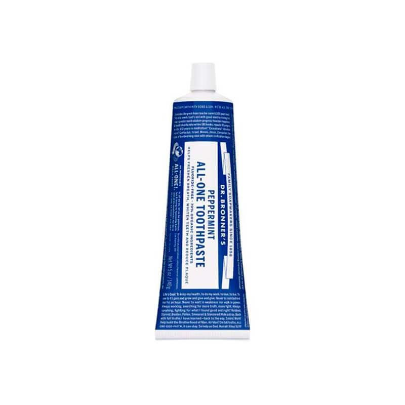 Dr Bronner'sPeppermint Toothpaste