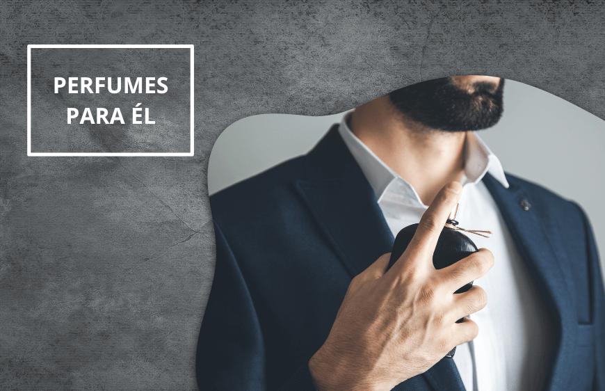 Perfumes de hombre. Fragancias masculinas. Envío rápido Ms Beauty Perfumería Online