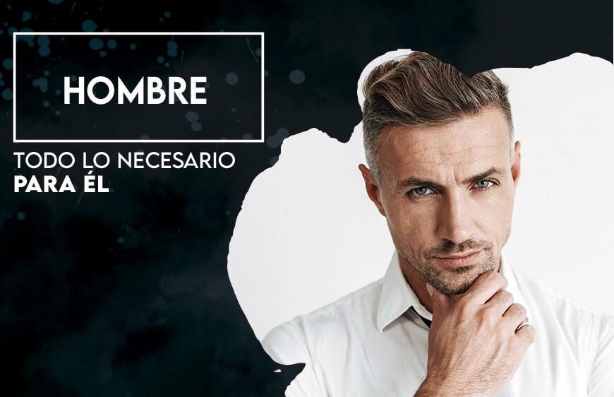 Perfumería, Cosmética y Capilar para el  Hombre - Ms Beauty